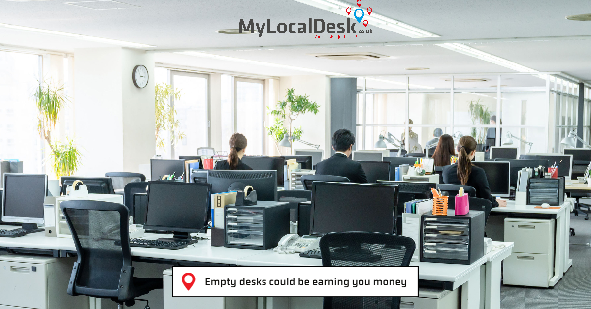 Could you be a desk landlord